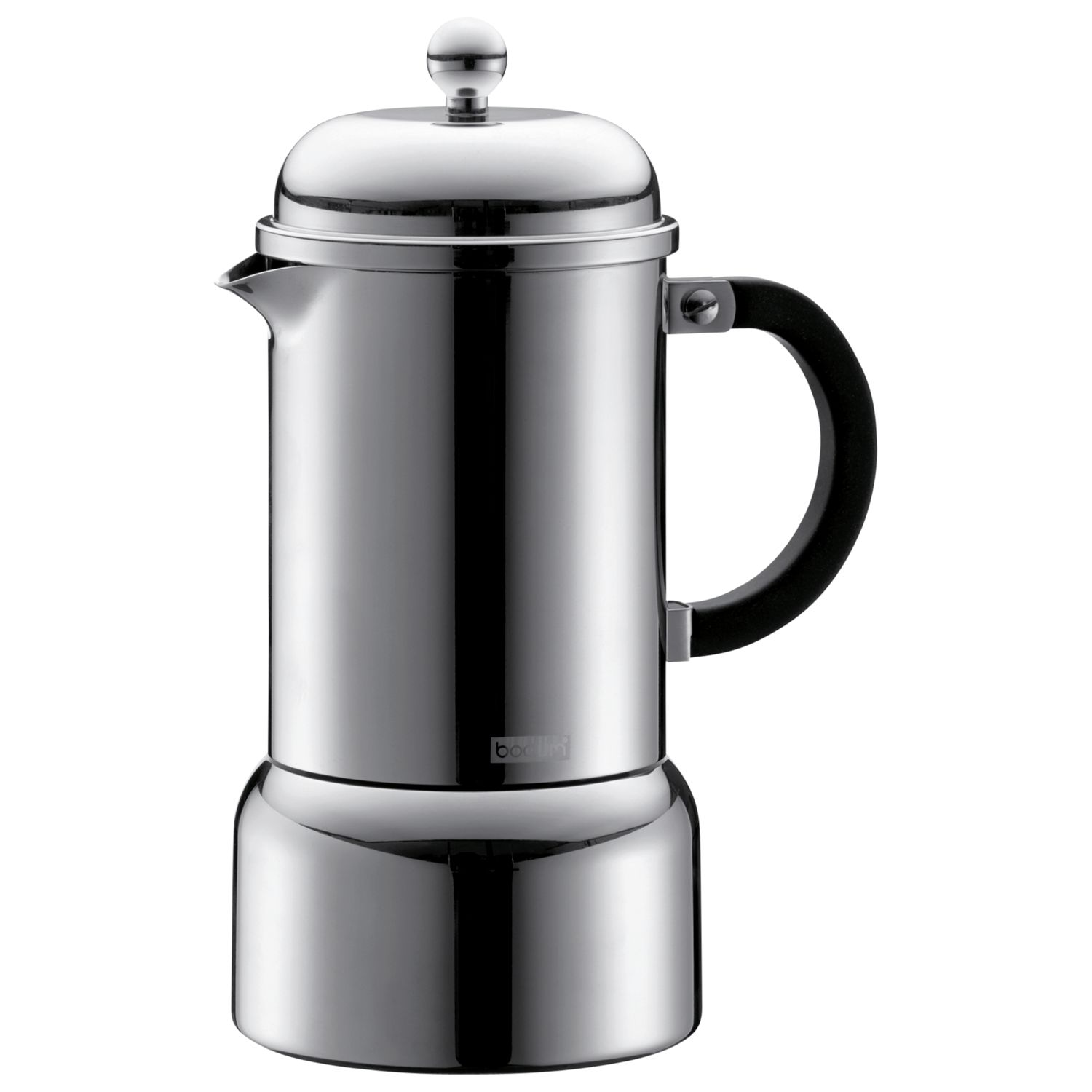 Italian Coffee Maker John Lewis : Buy Bodum Espresso 6 Cup Coffee Maker, 350ml, Silver John Lewis